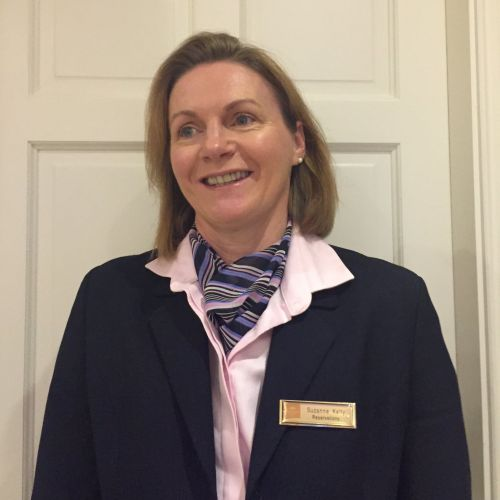 Suzanne Kelly, Revenue & Reservations Manager, Clanard Court Hotel